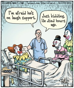 Bizarro-Clown-Laugh-Support